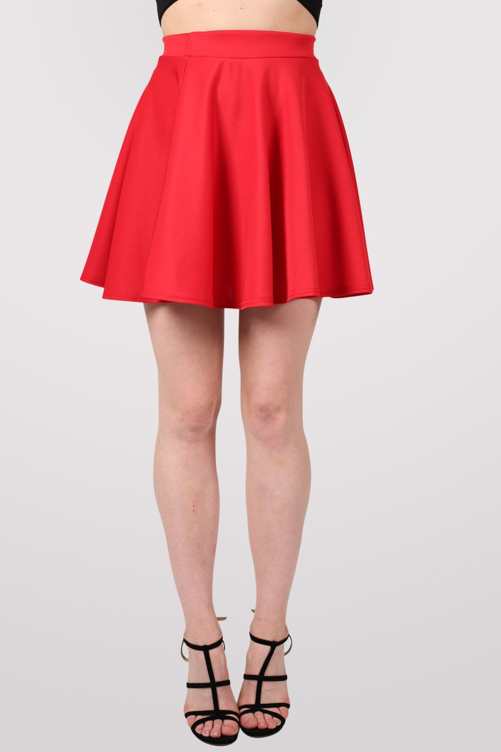 ad50a0171aecfd RED-SKATER-SKIRT-FRONT – Crossdressing Tales